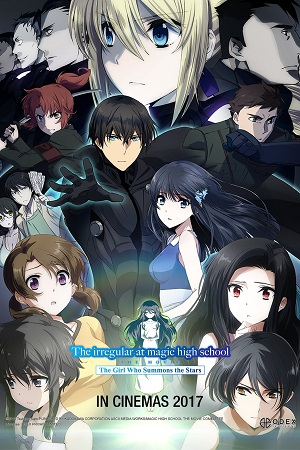 Jadwal THE IRREGULAR AT MAGIC HIGH SCHOOL THE MOVIE di Bioskop