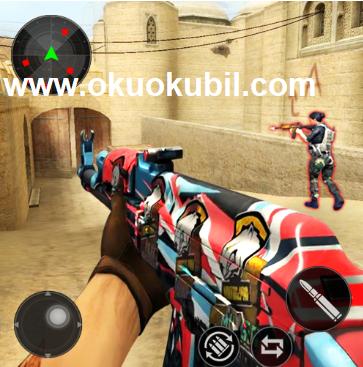 Cover Strike Terörist 3D Team Shooter v1.1.333 Kilitler Açık hileli Mod Apk İndir 2020