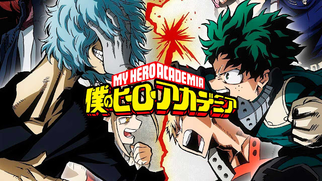 where did boku no hero academia end in manga