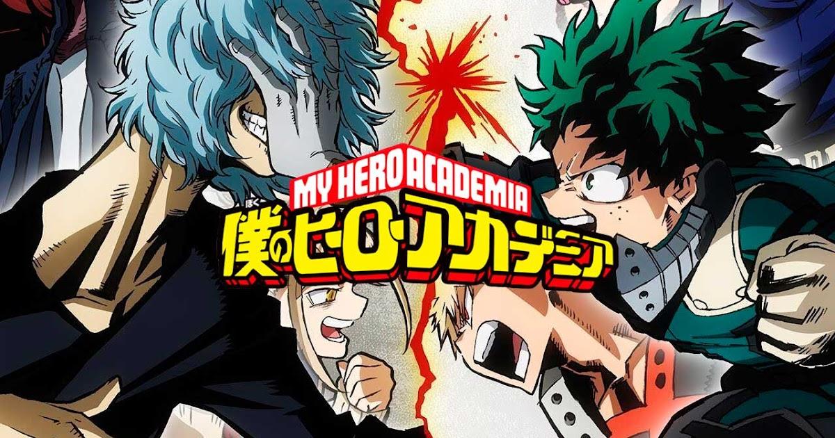 Where does Boku no Hero Academia anime end in manga ...