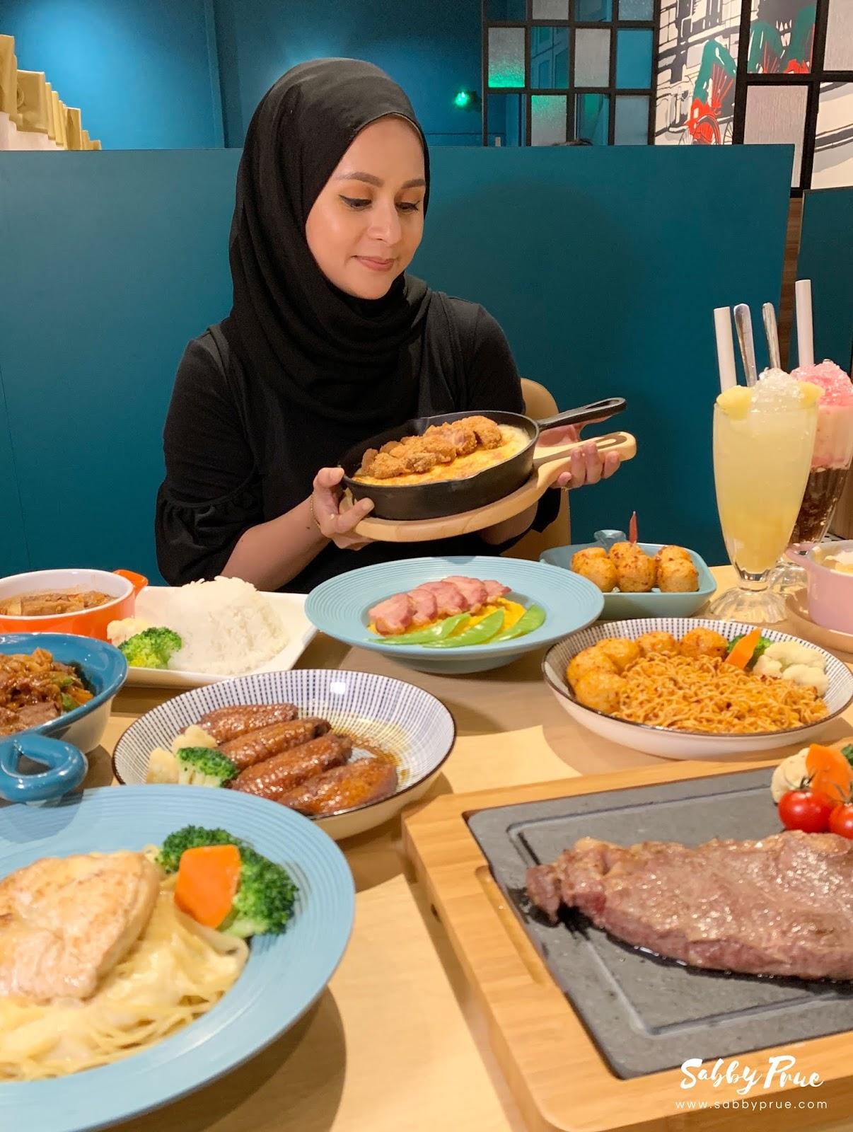 Eatz Hong Kong In The Gardens Mall Sabby Prue Malaysian Beauty Lifestyle Blogger