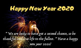 Happy New Year 2020 Photos