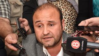 El juez federal Rago Gallo pidió el desafuero del legislador por Calingasta por el presunto el cobro de sobreprecios a Gendarmería por parte de su empresa