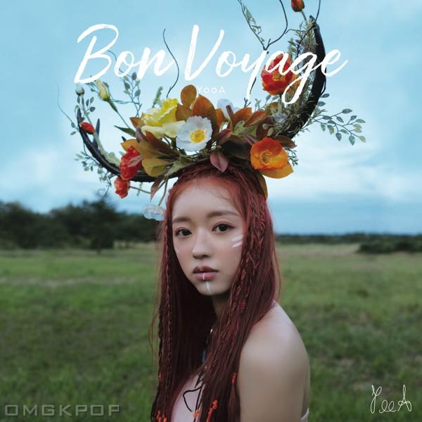 YooA (OH MY GIRL) – Bon Voyage – EP