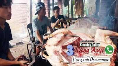 Pusat Produksi Kambing Guling di Lembang Bandung,kambing guling lembang,kambing guling bandung,kambing guling,