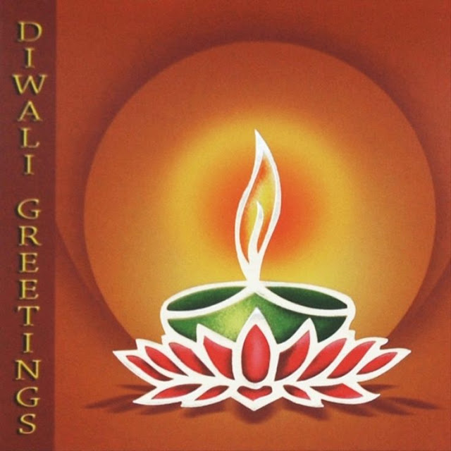 Greeting cards Of Happy Diwali 2016
