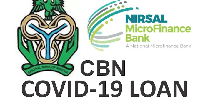 Bankin Nirsal na cigaba da Approve na Covid-19 loan TCF