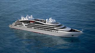 Vard: 2 nuove navi da crociera per Ponant