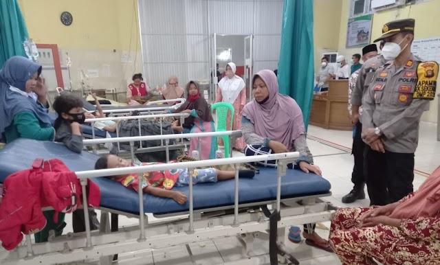 Belasan Warga di Muaro Jambi Masuk Rumah Sakit, Diduga Keracunan Bakso Bakar