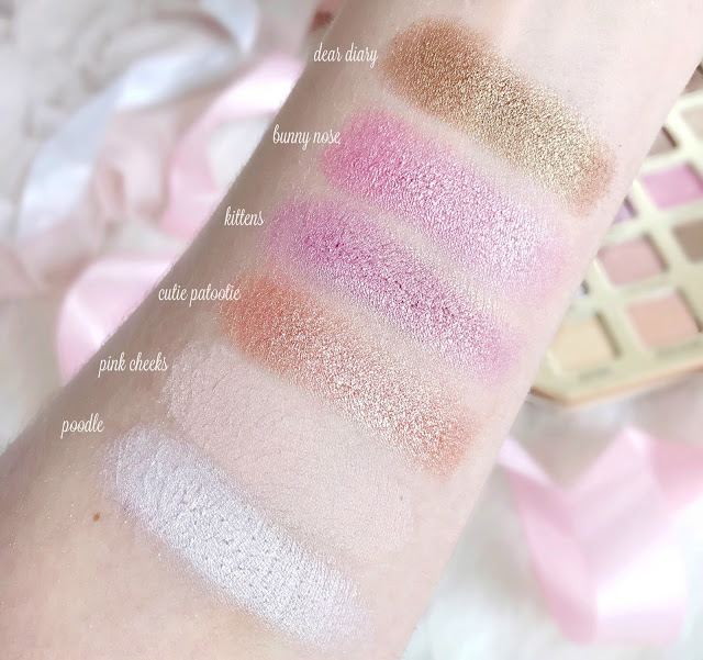Too Faced Natural Love Eyeshadow Palette | Review & Swatches
