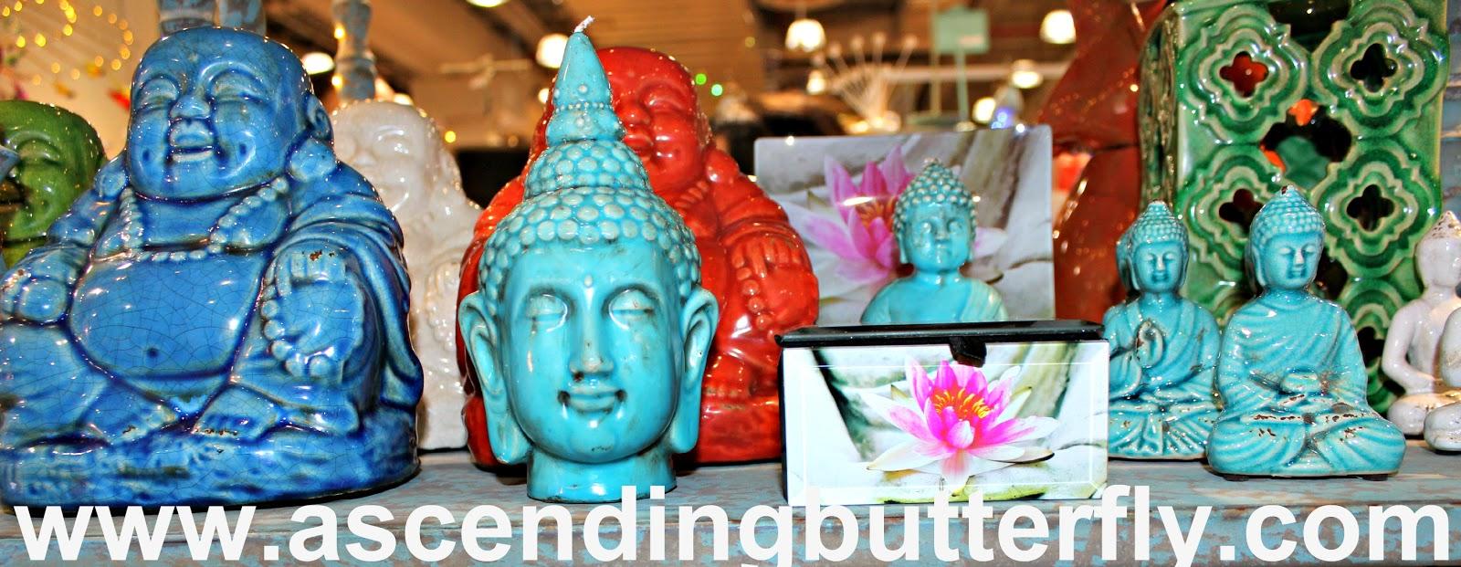 Ascending butterfly motivationmonday put a little 39 zen for Does buddha bring good luck