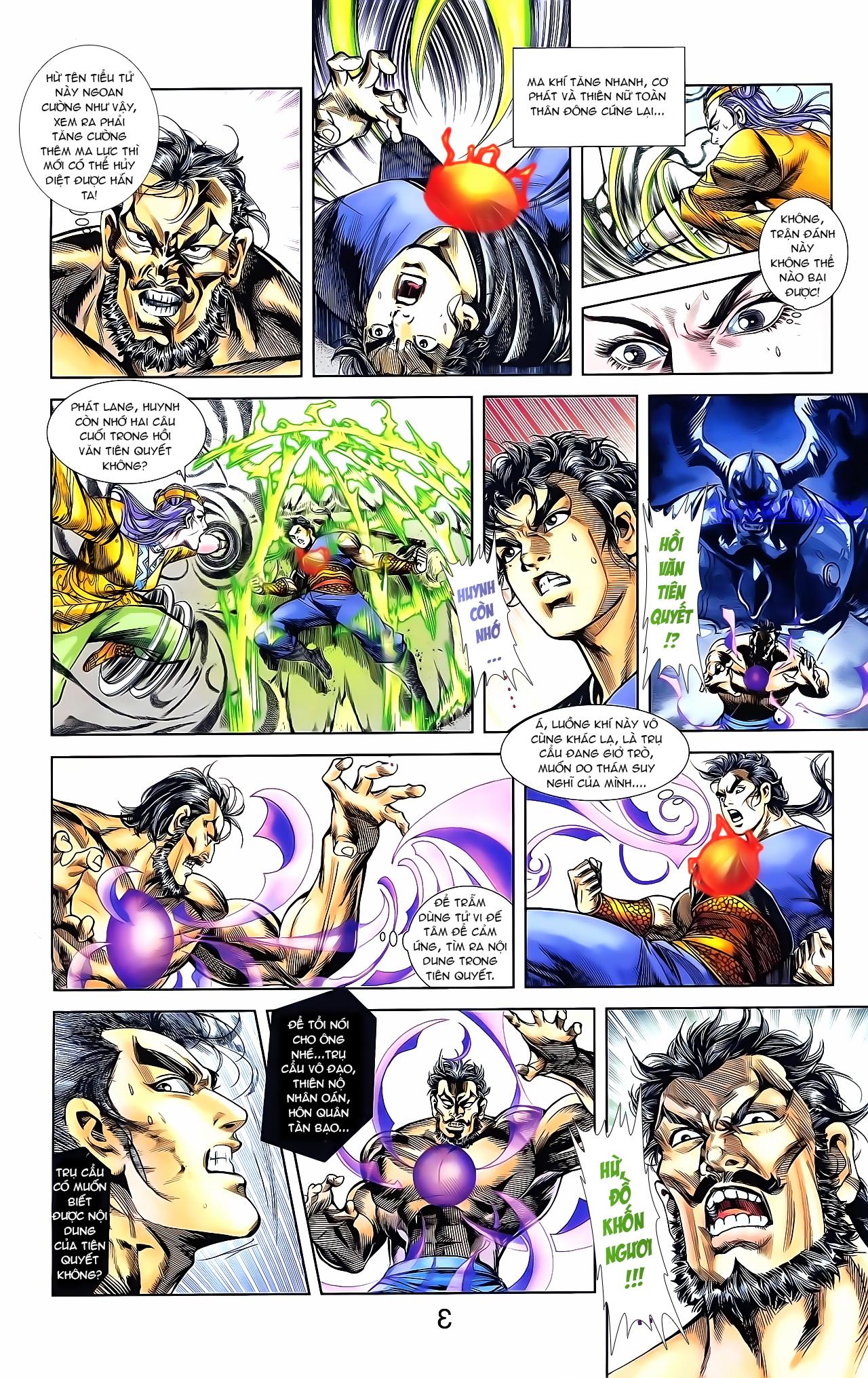 Cơ Phát Khai Chu Bản chapter 161 trang 14
