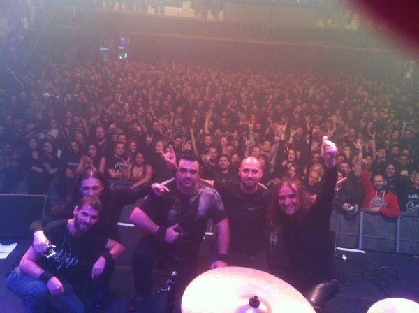 """SORROWS PATH: Ακούστε τη διασκευή τους στο  """"Black Stone Wielder"""" των Candlemass"""