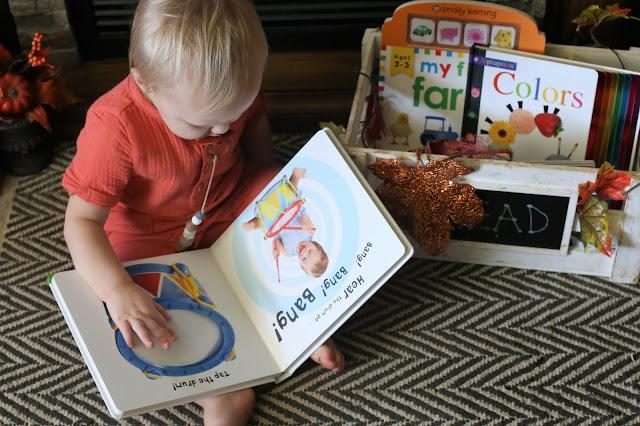 sensory books