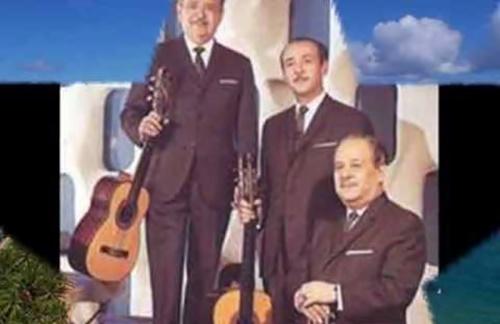 Los Hermanos Martinez Gil - Senderito De Amor