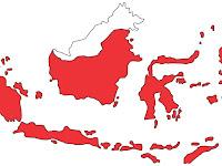 Peta Indonesia Nusantara Vector Download CDR