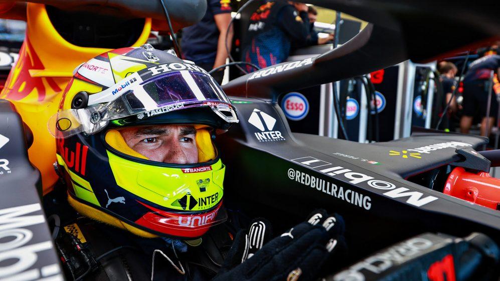 'Eu finalmente entendi como dirigir o carro' diz Perez após vencer P2 no Azerbaijão