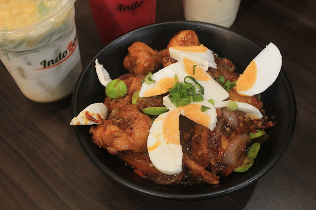 IndoBowl Resto di IOI City Mall