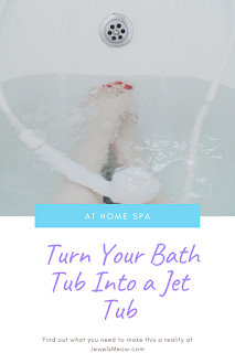 HOW TO CREATE A SPA TUB AT HOME