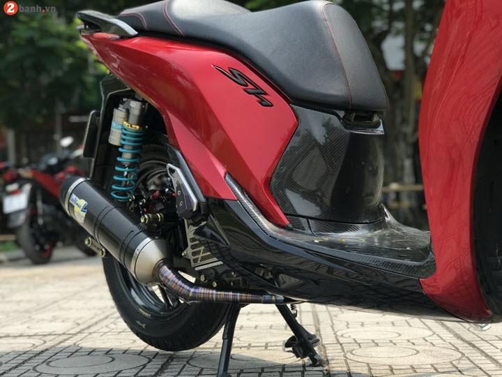 Lộ diện Honda SH150 độ khủng nhất Việt Nam khiến ai cũng phải tò mò