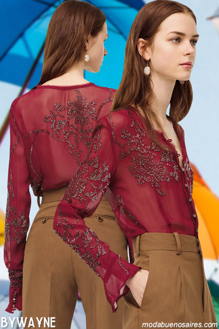 ropa de moda temporada primavera verano 2021