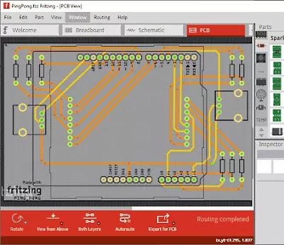 Software Untuk Mendesain PCB Gratis Terbaik-3