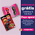 Brindes Grátis - Porta-figurinhas e as Máscaras