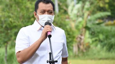 Gubernur Zulkieflimansyah Ajak Bupati Walikota Beli Beras Petani Lokal