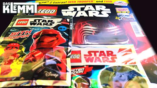 Magazin LEGO® Star Wars Nr. 74 mit Foil-Pack