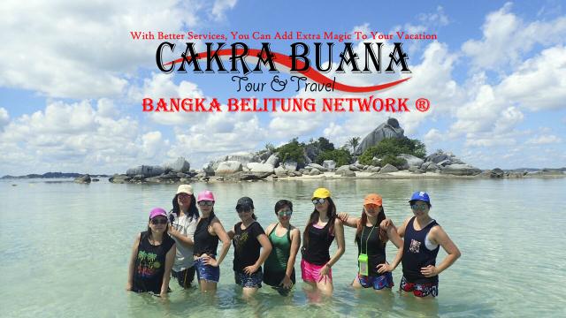 Paket Tour Belitung 3 Hari 2 Malam ( 3D2N )