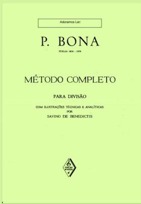P.  BONA ITALIA METODO COMPLETO
