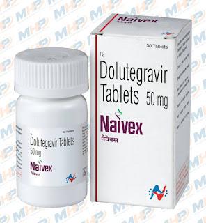 Dolutegravir 50mg