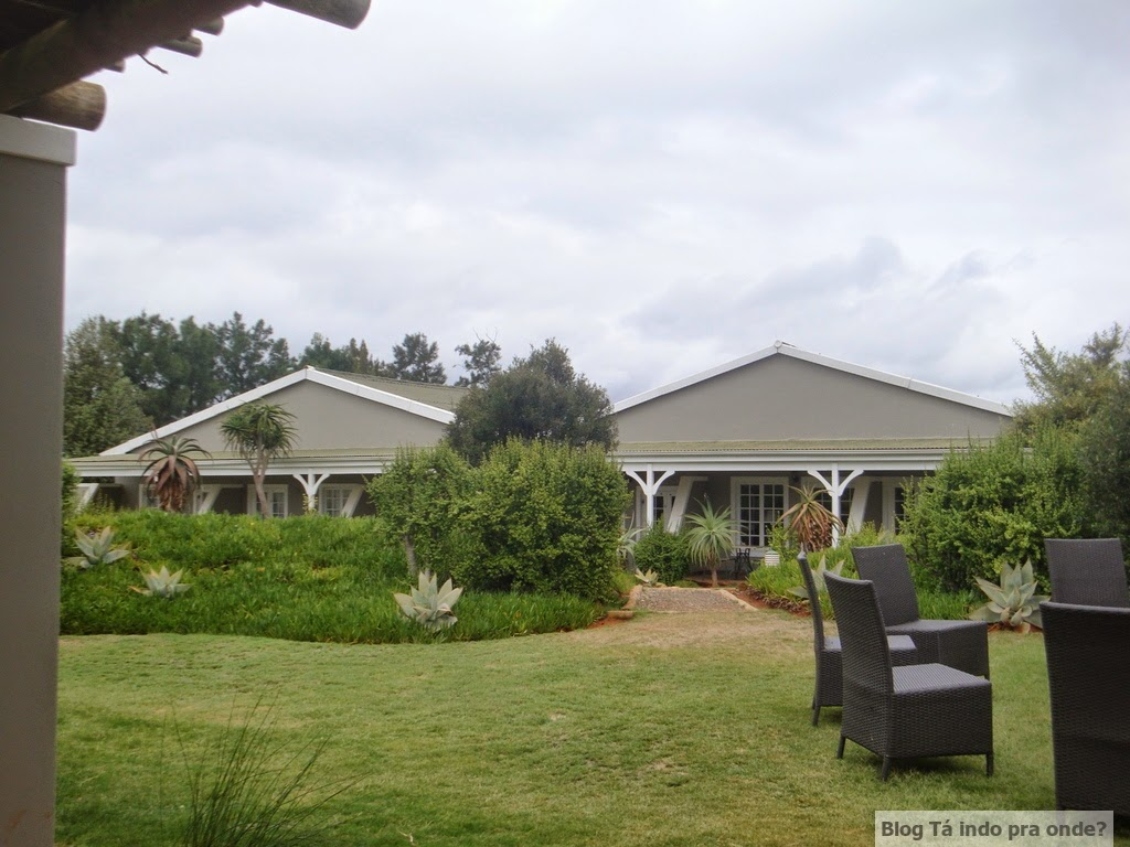 Riverdene Lodge - Shamwari Game Reserve