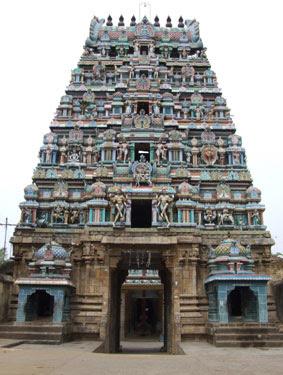 Prananadeswarar Temple Tirumangalakudi