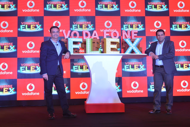 Photo Caption: From left to right; Sandeep Kataria, Director – Commercial, Vodafone India & Arvind Nevatia, National Head Consumer Marketing, Vodafone India