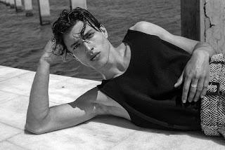INYIM Media Fashion Sea: Featuring Model Mattia Narducci For GQ Russia's May 2021!