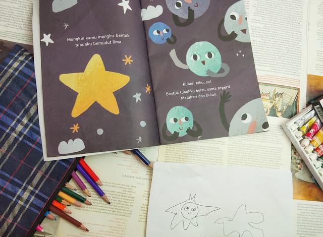 Isi buku bintang seri langit bercerita