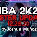 NBA 2K20 ROSTER UPDATE WITH ROOKIES & LATEST TRANSACTIONS 12.28.20 by Joshua Muñoz