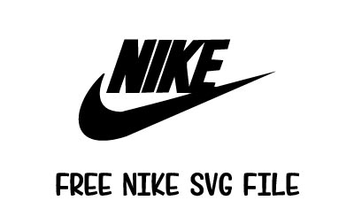 Download Free Nike Svg File - www.my-designs4you.com