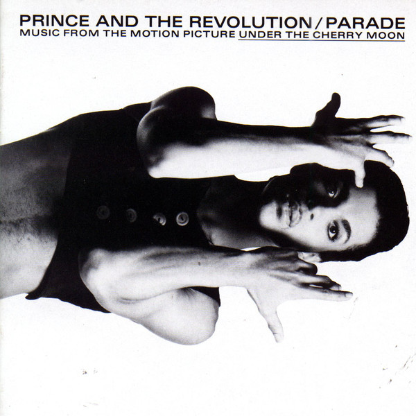 Prince - Parade (Music from the Motion Picture Under the Cherry Moon) Cover