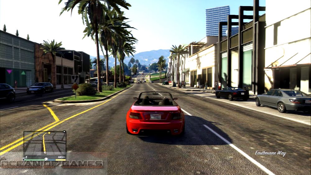 Grand Theft Auto V PC Game 2015 Free Download (1mb only
