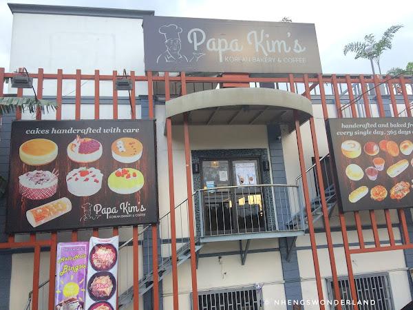 Papa Kim's Korean Bakery & Coffee in Antipolo