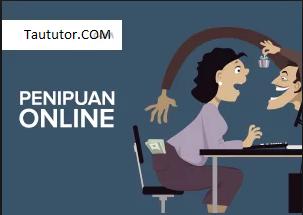 13 Cara Menghindari Penipuan Transaksi Online