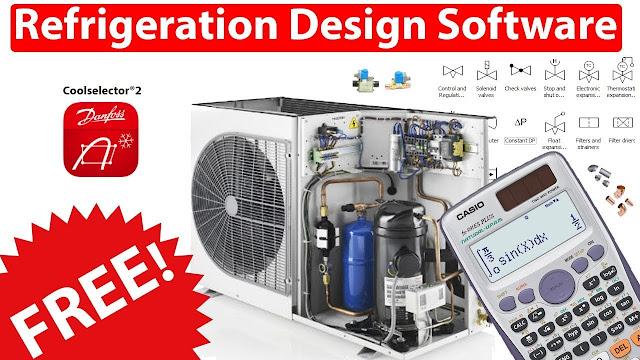Refrigeration Design Software - Coolselector 2