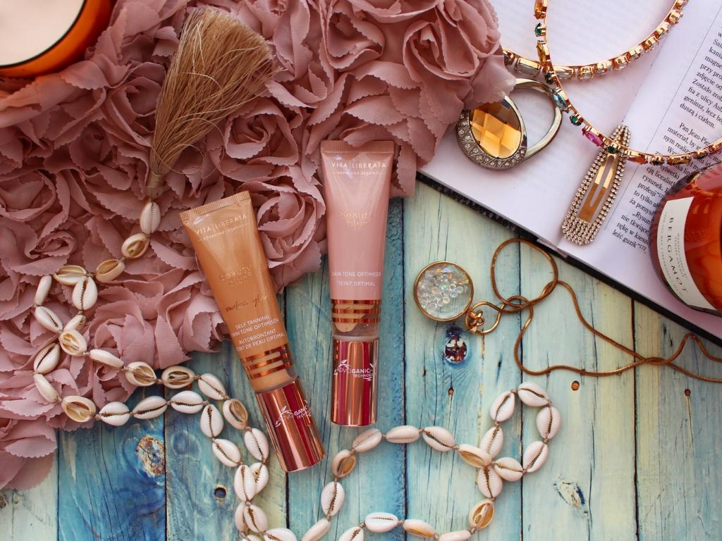 Vita Liberata Blur Skin Tone Optimizer & Beauty Blur Sunless Glow