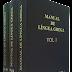 Manual de Língua Grega Vols.1, 2 e 3 - Waldyr Carvalho Luz
