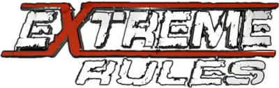 logo for WWE pay-per-view event Extreme Rules