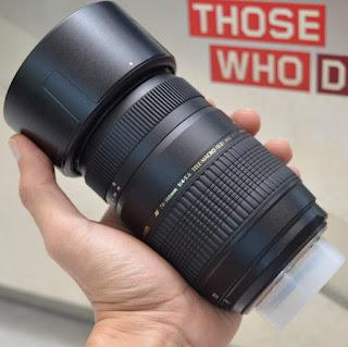 Lensa Tamron For Nikon 70-300mm f/4-5.6