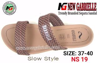 NewGabrielle sandal santai