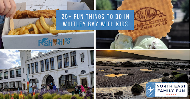 25+ Fun Things to Do in Whitley Bay with Kids